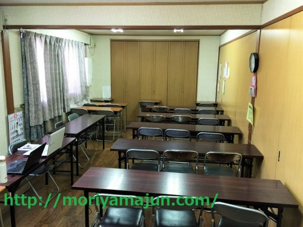 コワーキングスペースUmidass教室スペース
